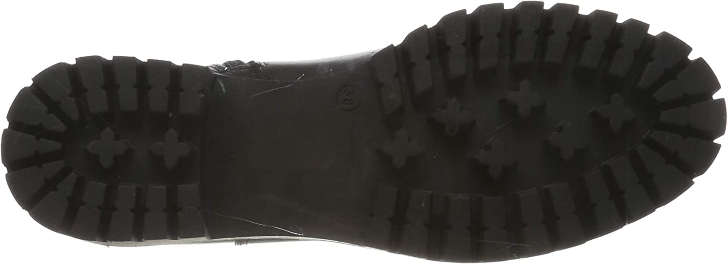 s.Oliver 5-5-25427-23, Botines para Mujer Negro 001 vOo5d