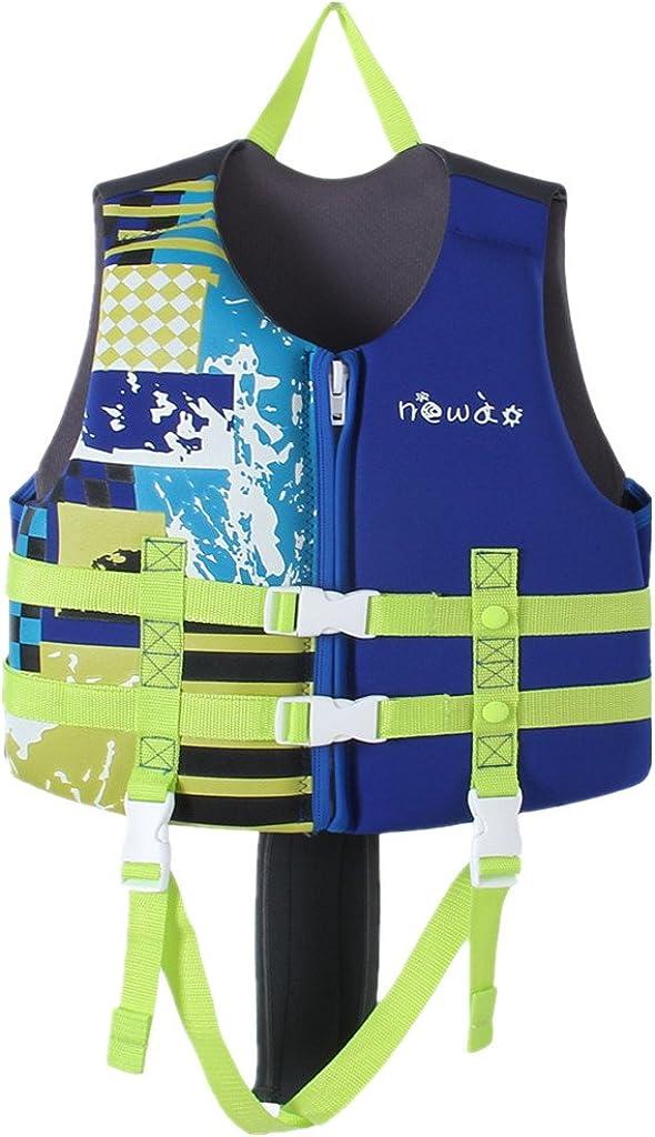 Jungen M/ädchen Schwimmhilfen Bademode Einstellbar Schwimmen Lernen Schwimmbad Tauchen Strand Surfen Sicherheit Rosa Blau Orange Hony Kinder Schwimmanzug Jacke