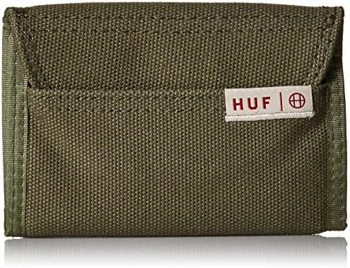 HUF Men's Trifold Wallet