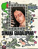 img - for Semana Guadalupana (Spanish Edition) book / textbook / text book