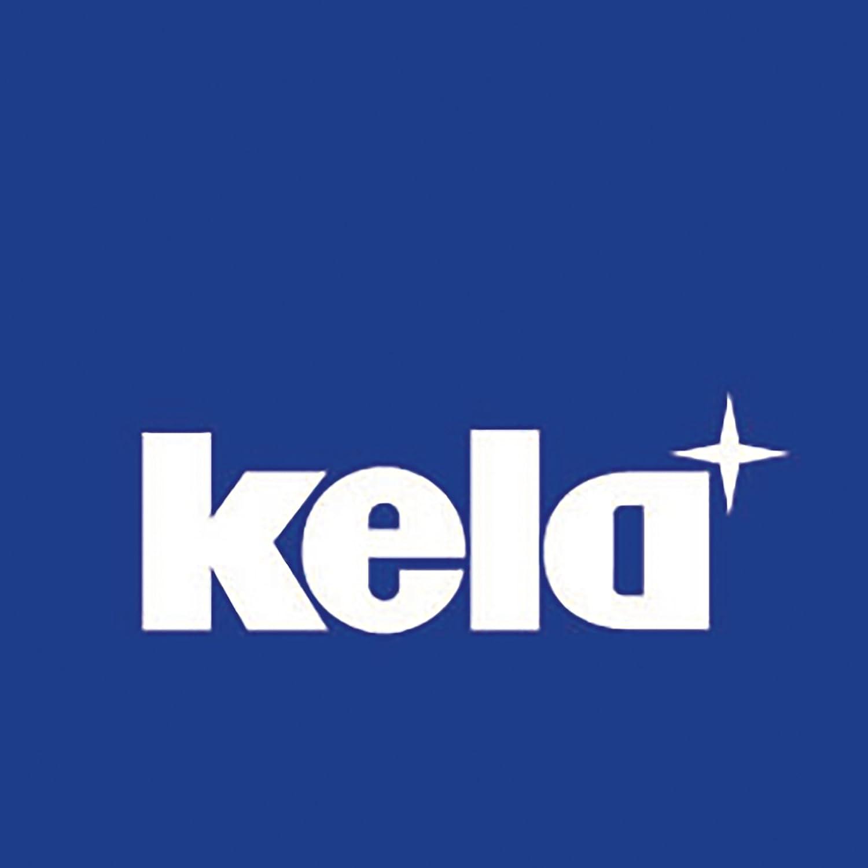 12153 2,5 L Kela Pichet /à Eau et /à Jus en Verre Bianca