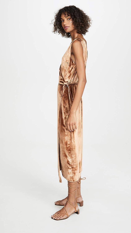 Amazon.com: Vince Womens Panne Wrap Dress: Clothing