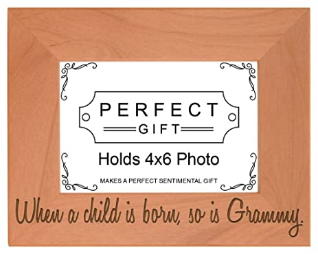 Amazon.com - Mother\'s Day Gift Child is Born So is Grammy Natural ...
