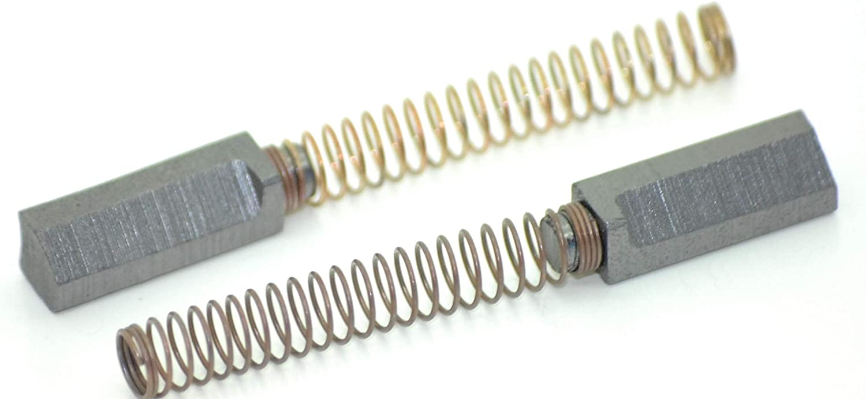 Juego de escobillas de repuesto 9706416 x 2 (K5, KPM5, KPM50, 5KPM50) para la batidora basculante KitchenAid (Artisan, KSM90, Classic, K45, K45SS, etc.) para la batidora de tazón KitchenAid 5qt (K5, K