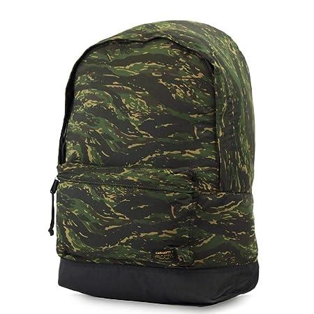 6eb83f2881 CARHARTT Ashton Backpack Camo Tiger Jungle/Black Schoolbag 1025407-4 Rucksack  Carhartt Bags: Amazon.co.uk: Luggage