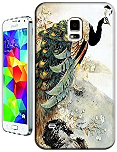 Peacock Peafowl walking fashion back cases cell phone cases for Samsung Galaxy N3