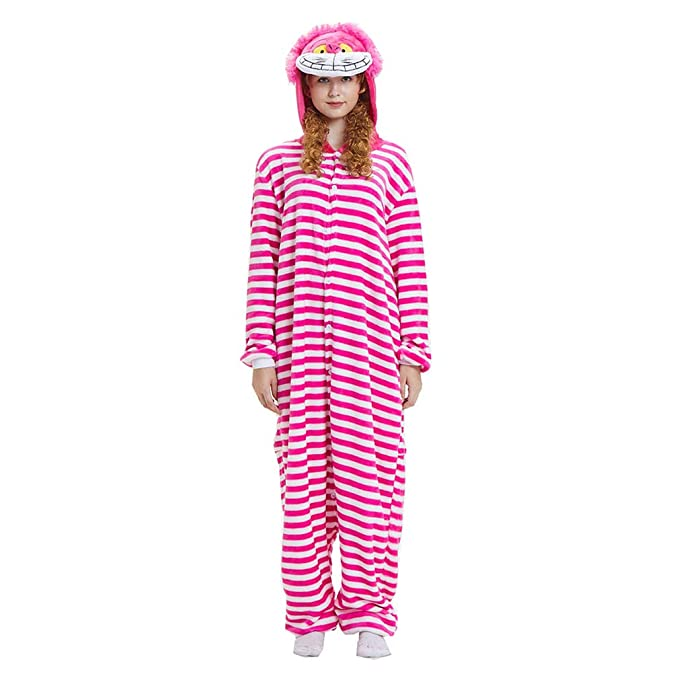Mono De Animales Unisex, Pijamas, Hombres Y Mujeres Jóvenes, Disfraces De Halloween, Disfraces De Animales Siameses.: Amazon.es: Ropa y accesorios