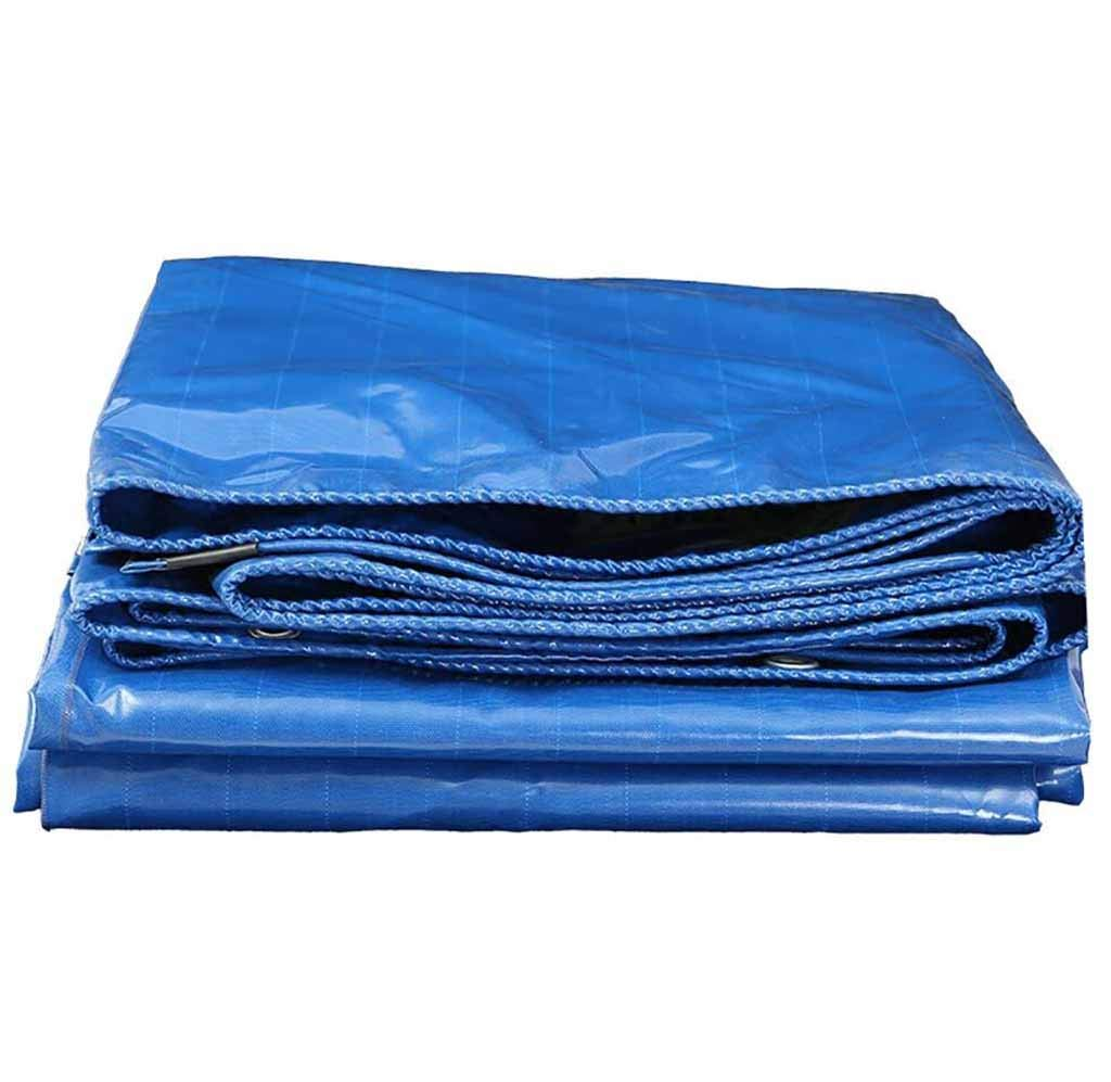 SZ JIAOJIAO Regen Sicheres Tuch Blaues Blaues Blaues Messer Kratz Tuch Wasserdichter Sonnenschutz-Anhänger Abdeckung Camping Plane Plane Schwerlast Verdickungs Material Plane,2X2m B07JV7Y4Q7 Zeltplanen Mittlere Kosten 749564