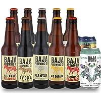 Cerveza Artesanal Baja Brewing Cervexxa Beerpack 12 A