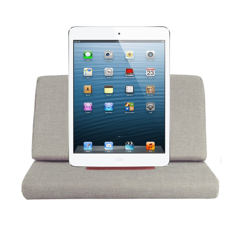 Amazon.com: Eworld - Tablet Pillow Holder - iPad Pillow Tablet Stand ...