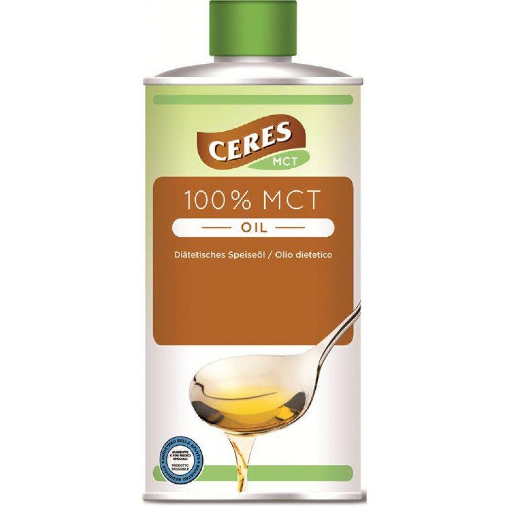Ceres-MCT-Öl 100% (0.5 L): Amazon.de: Lebensmittel & Getränke