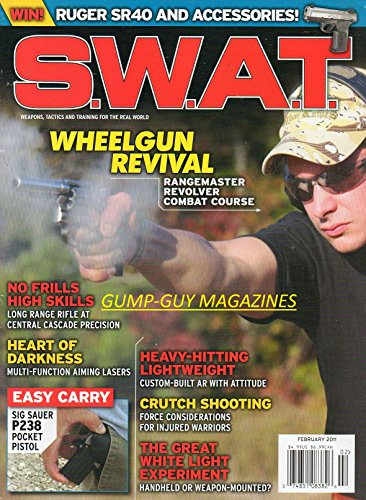 S.w.a.t. Magazine (Wheelgun Revival, February 2011) (Single Rangemaster)