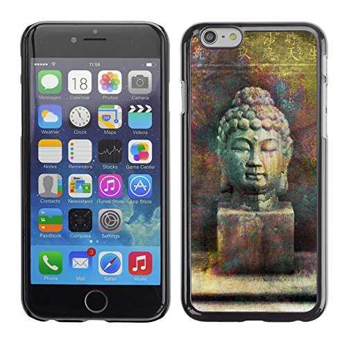 Premio Sottile Slim Cassa Custodia Case Cover Shell // V00001626 buddha buste // Apple iPhone 6 6S 6G 4.7""