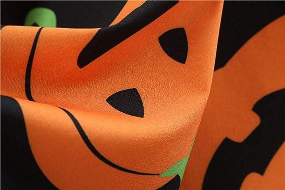 Overdose Falda De La Novedad De Las Mujeres De Halloween Cosecha Calabazas Imprimir Mejor Venta Invierno OtoñO Manga Larga Fiesta De Noche De Halloween ...