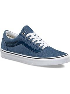 scarpe vans old skool c&d high rise grigio