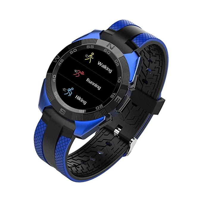 Amazon.com: L3 Fashion Bluetooth SmartWatch Mineral Glass ...