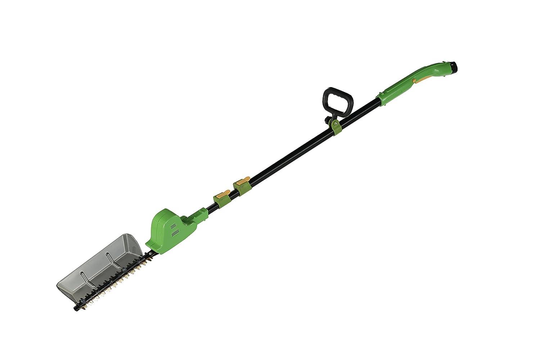 マジックトリマー 伸縮植木庭木バリカン 軽量設計 角度調節可能 ガーデンヘッジトリマー 剪定 コードレス バッテリー式 B0728J662Y