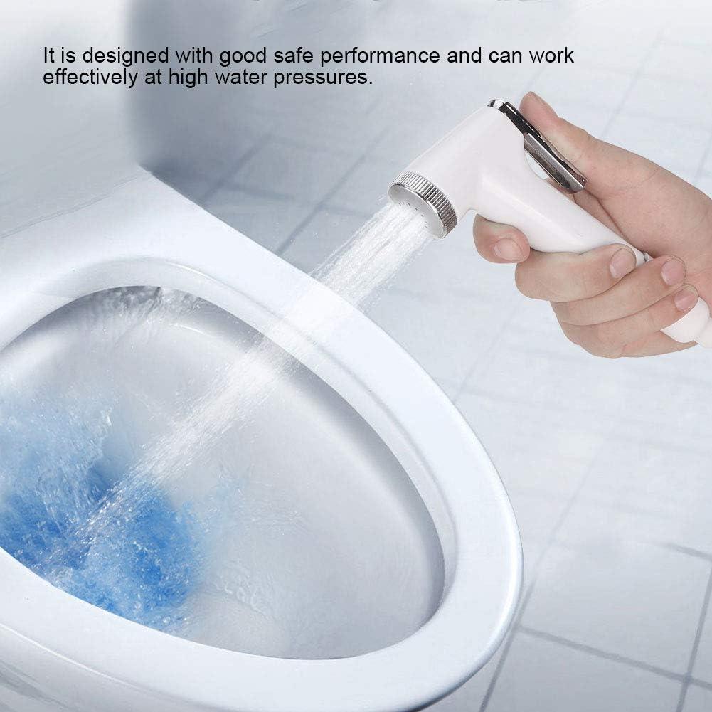 Furnoor ABS Mini Poche Toilette Bidet Pommeau De Douche Salle De Bains Corps Nettoyant Adaptateur