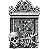 Amscan Rest in Pieces Styrofoam Tombstone (190276)