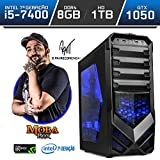 Computador Gamer Neologic NLI80159 Moba Box Intel Core i5-7400 8GB (GeForce GTX 1050 2GB)1TB