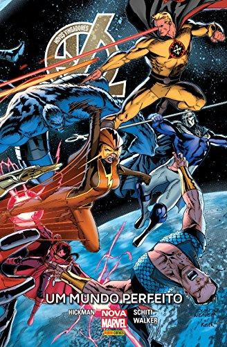 Novos Vingadores. Um Mundo Perfeito