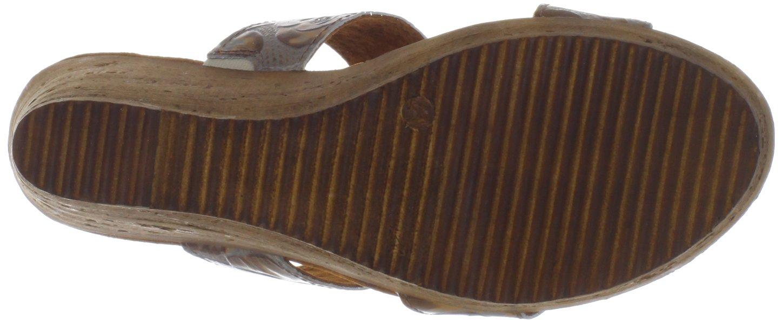 Sbicca Women's Credence Wedge Sandal B009JYYNHO 10 B(M) US Bronze