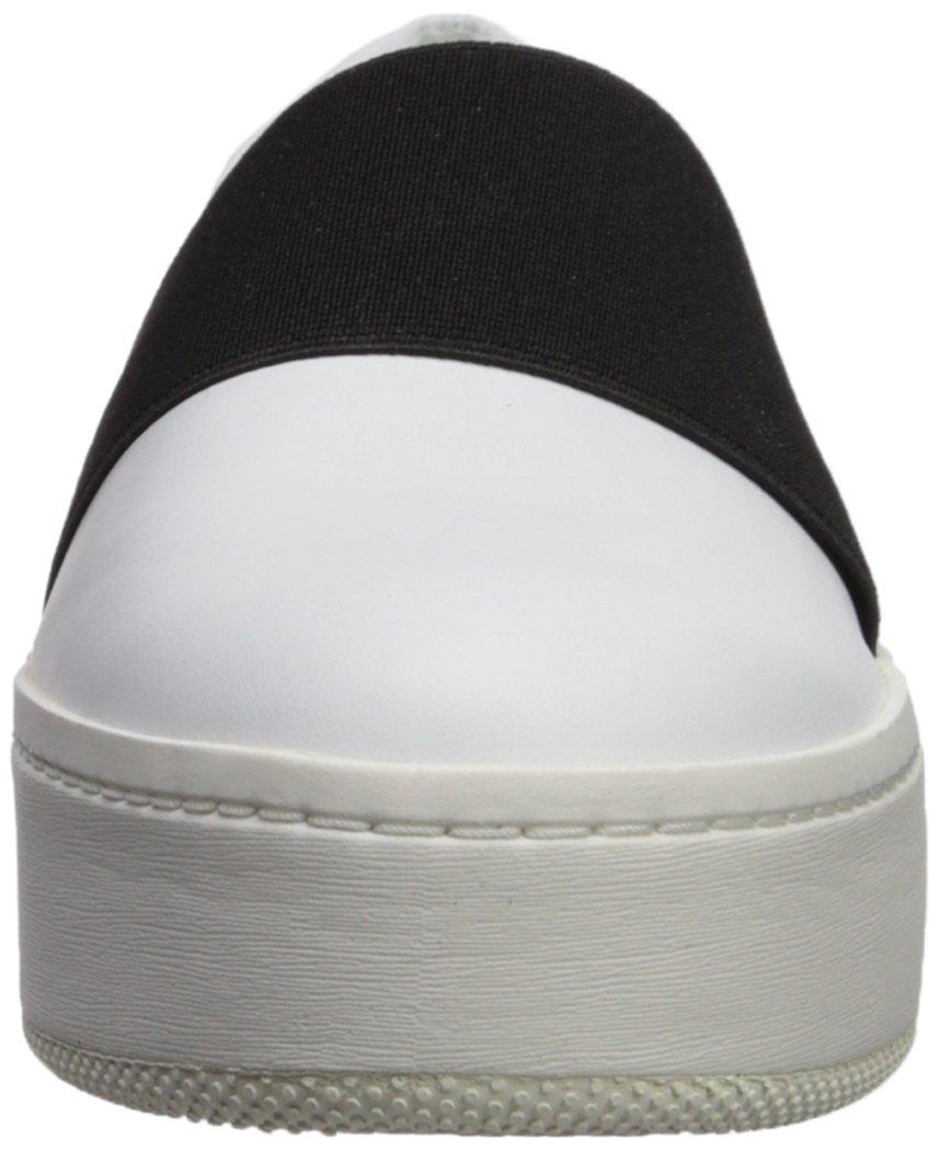 Via Spiga Women's Traynor Slip Sneaker B0752XSB93 8 B(M) US|Porcelain Leather