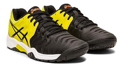 0438a25d7 Amazon.com   ASICS Kids Gel-Resolution 7 GS Tennis Shoe   Racquet Sports