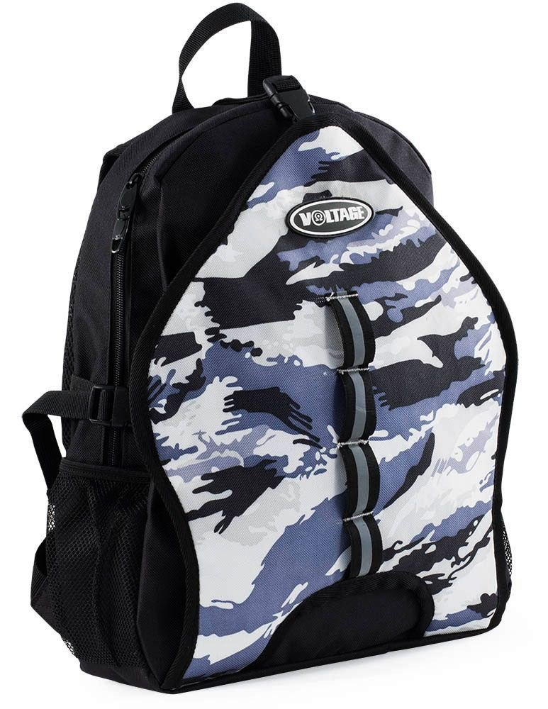 Voltage Skate and Skateboard Camo Backpack by Voltage
