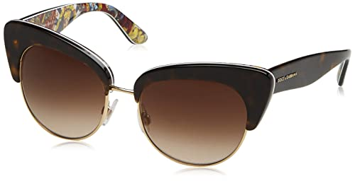 Dolce & Gabbana - SICILIAN CARRETTO DG 4277,Cat eye acetato mujer