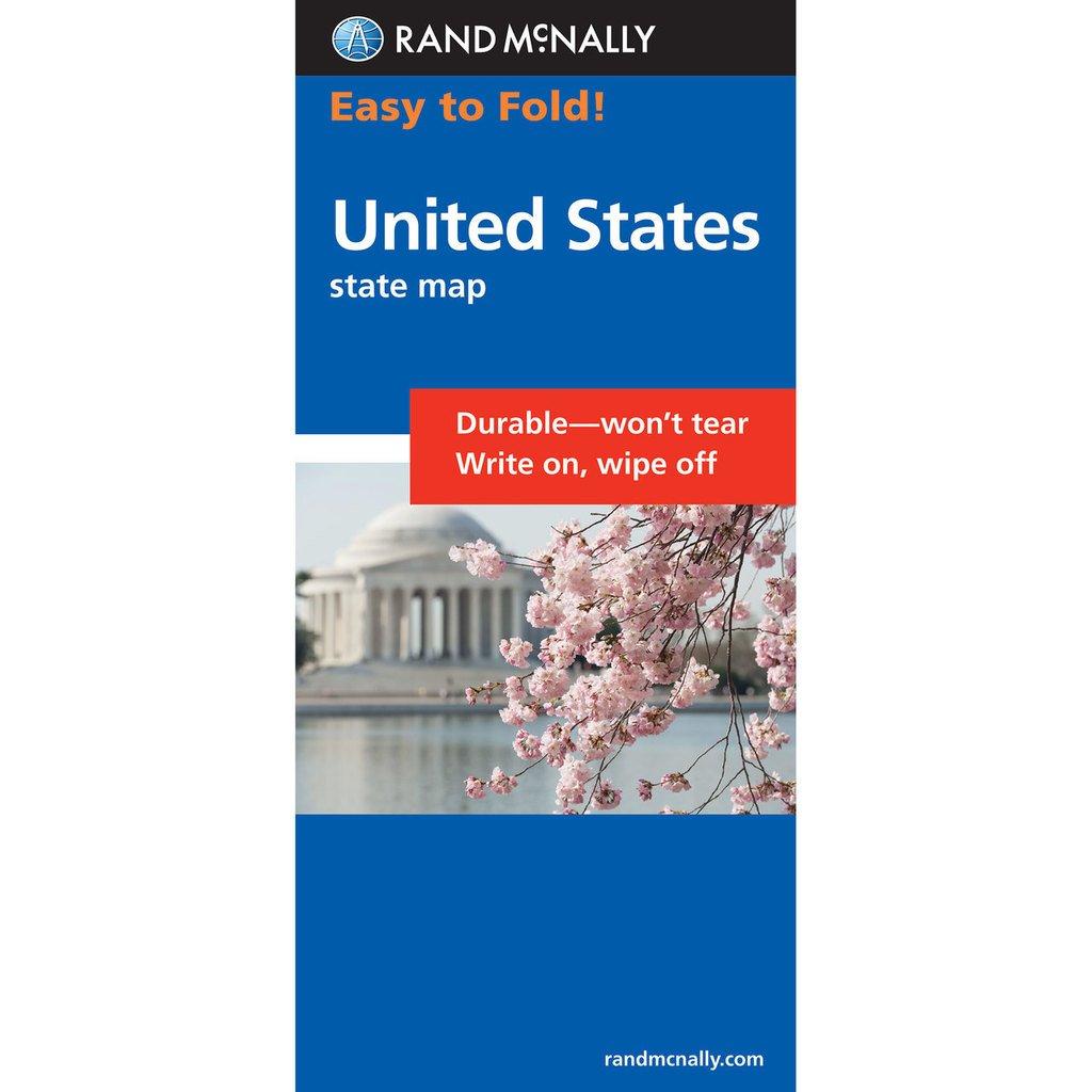 Easy Fold United Rand McNally