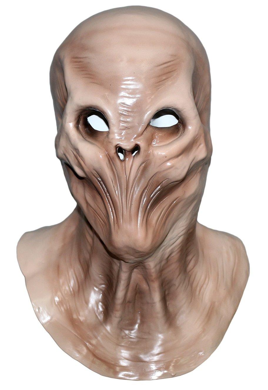 Máscara de extraterrestre tenebroso