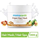 Mamaearth Argan Hair Mask, 200ml