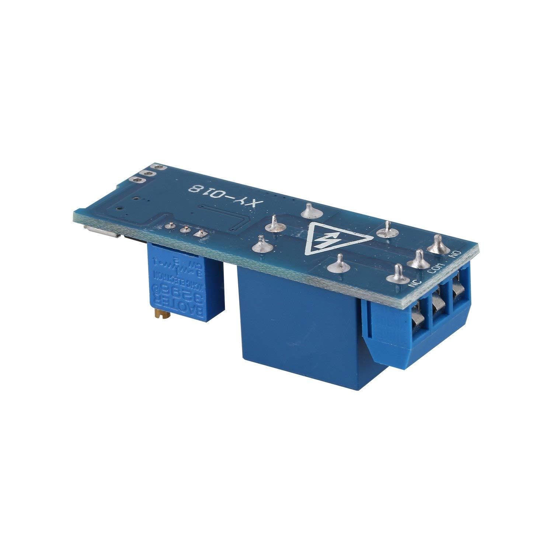 TOOGOO(R) Wide voltage 5V-30V trigger delay relay module, timer module, time delay switch by TOOGOO(R) (Image #8)