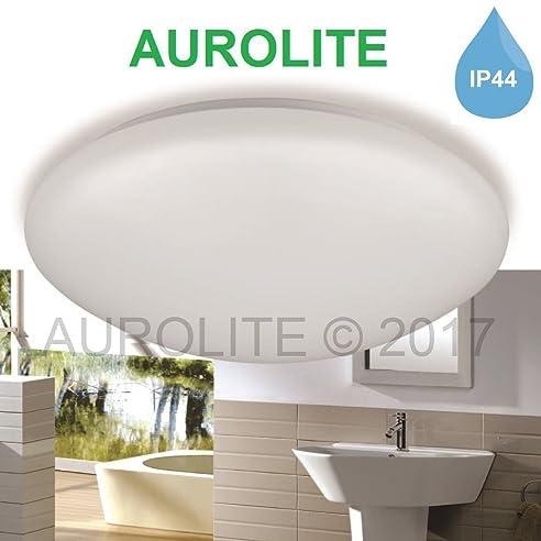 Aurolite Led, 12 W, Ip44, Deckenleuchte, Flush Deckenleuchte, Bad