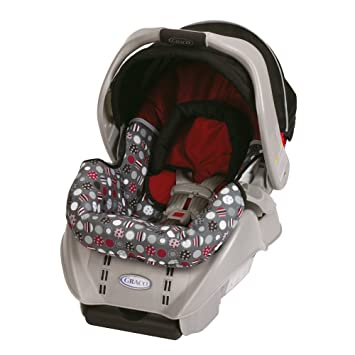 Graco Snugride Classic Connect Infant Car Seat Dotastic Discontinued By Manufacturer
