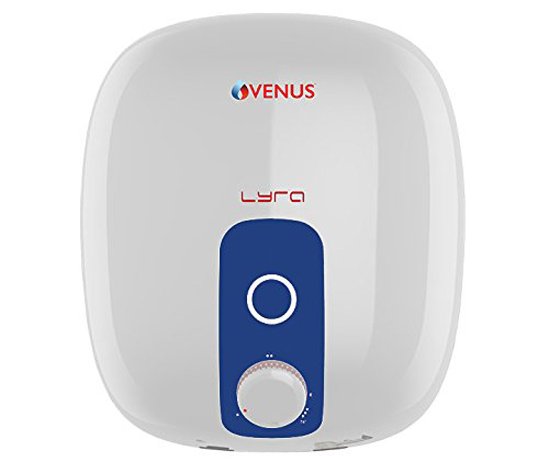 Venus Lyra 10R 10-Litre Storage Water Heater (White/Blue,