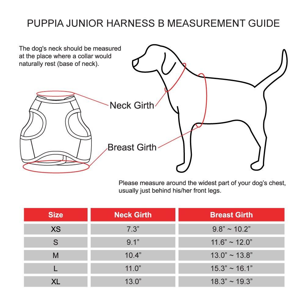 Amazon puppia authentic junior harness b small beige pet amazon puppia authentic junior harness b small beige pet harnesses pet supplies pooptronica Images