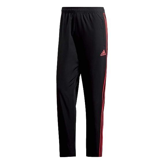 adidas Manchester United Woven Pantalones Cortos, Hombre: Amazon ...