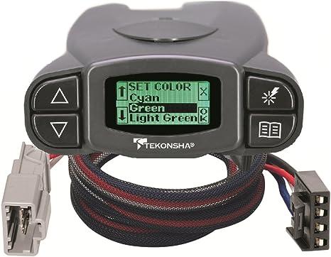 tekonsha p3 brake control wiring harness for toyota 4runner, landcruiser, sequoia, tundra tacoma \u0026 lexus lx570 gx460 lx470 gx470 controller  2002 toyota tundra brake controller