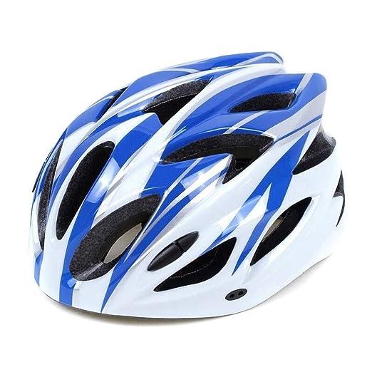 Casco de ciclismo Casco de bicicleta de montaña Sombrero de montar ...
