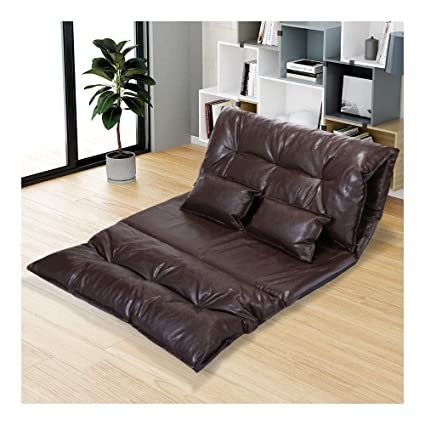 Amazon.com: Modern Foldable Leisure Adjustable Sofa Bed ...