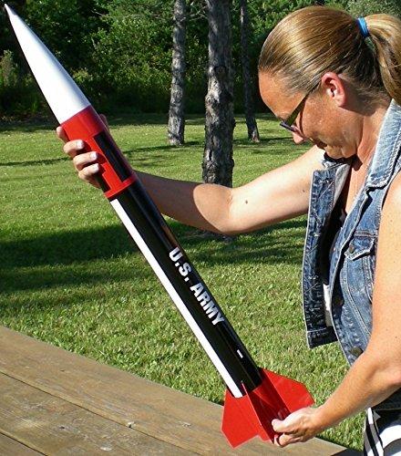 Public Missiles PML Flying Model Rocket Kit Patriot Missile 1/6 Scale