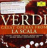 Verdi: Great Operas from LA Scala/Various (Ltd)