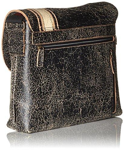 Jost Bolso bandolera, marrón (Marrón) - 1721-003