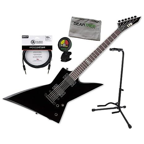 ESP LTD 400 Series EX-401 - Guitarra eléctrica con carcasa ...