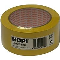 Nopi Putzband gelb 33 m x 50 mm, 57707