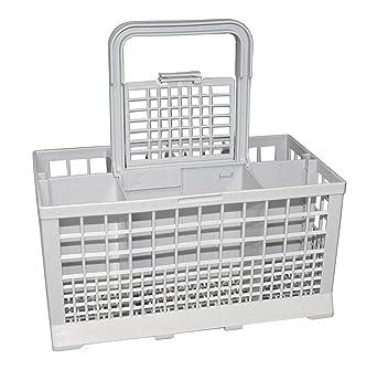 Universal - Cesta de cubiertos para lavavajillas (Compatible ...