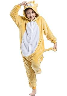 6e1b3104ca85 Wamvp Kostüm Tier Jumpsuits Onesie Pyjama Nachthemd Nachtwäsche ...