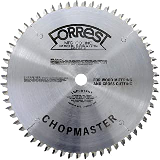 """product image for Forrest H4749-8-1/2"""" x 5/8"""" 60t VP .090 Radial Arm/Chop Saw Blade"""